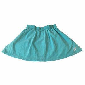 VTG Nike Athletic Tennis Circle Skirt Pockets Y2K